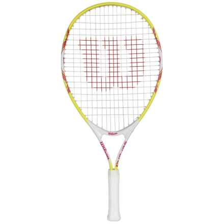 Wilson Serena 23 Tennis Racquet (For Kids) in See Photo - Closeouts