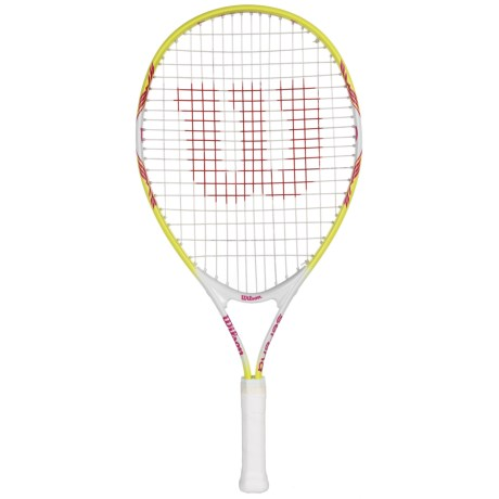 Wilson Serena 23 Tennis Racquet (For Kids) in See Photo