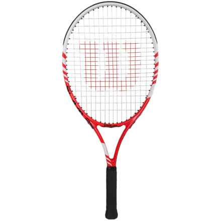 Wilson Slam 25 Tennis Racquet - 100 sq.in. (For Kids) in See Photo - Closeouts