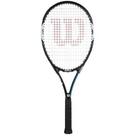 Wilson Surge Open 103 Tennis Racquet - 103 sq.in. in See Photo - Closeouts