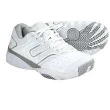 Wilson Tour Construkt Tennis Shoes (For Women) in White/Silver - Closeouts