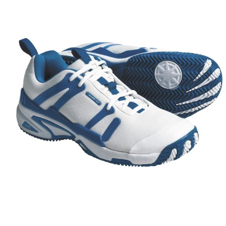 Wilson Tour Spin II Tennis Shoes (For Women) in White/Pool