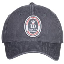 Wilson Vintage Baseball Cap - UPF 30+ (For Men and Women) in Graphite - Closeouts