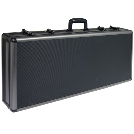 Winchester Breakdown Shotgun Case - Aluminum in Black