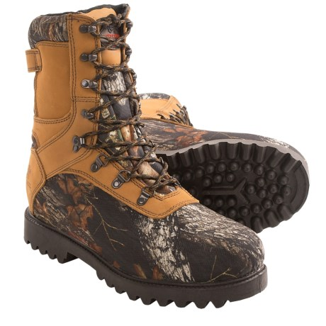 Winchester Tremont Hunting Boots- Waterproof, Insulated (For Men) in Brown