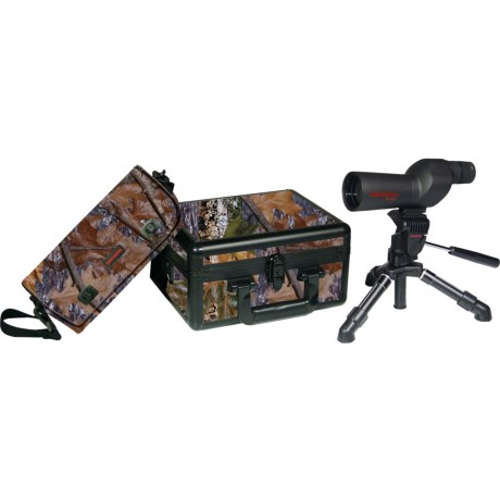 Winchester WT-5C Spotting Scope Kit - 12-50x50mm in See Photo