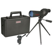 Winchester WT-645 Spotting Scope Kit - 15-60x60mm in See Photo - Closeouts