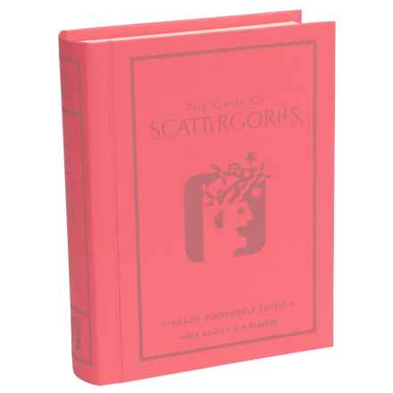 Winning Solutions Scattergories Board Game - Vintage Bookshelf Edition in Scattergories - Closeouts