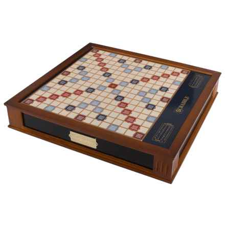 Winning Solutions Scrabble Board Game in Scrabble - Closeouts