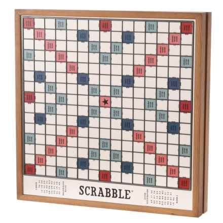 Winning Solutions Scrabble Vintage Deluxe Edition Game in Scrabble - Closeouts