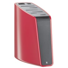WMF 8-Slot Knife Block in Red - Overstock