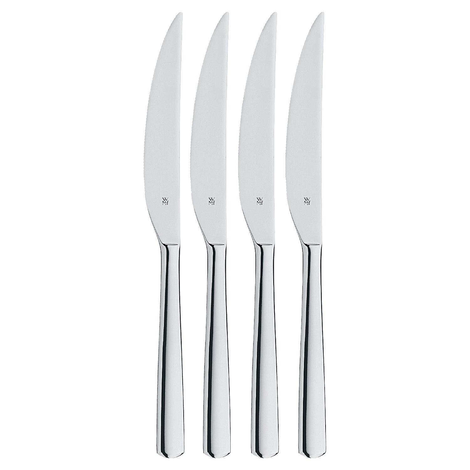 wmf bistro steak knives set of 4 save 40. Black Bedroom Furniture Sets. Home Design Ideas