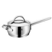 WMF Concento Saucepan with Lid - 5 qt. in Stainless Steel - Closeouts