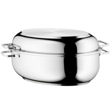 WMF Extra Deep Roaster - 18/10 Stainless Steel in See Photo - Closeouts