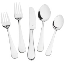 WMF Flatware Set - 20-Piece, 18/10 Stainless Steel in Signum - Overstock