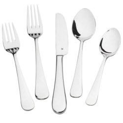 WMF Flatware Set - 20-Piece, 18/10 Stainless Steel in Signum