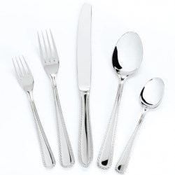 WMF Flatware Set - 20-Piece, 18/10 Stainless Steel in Victoria