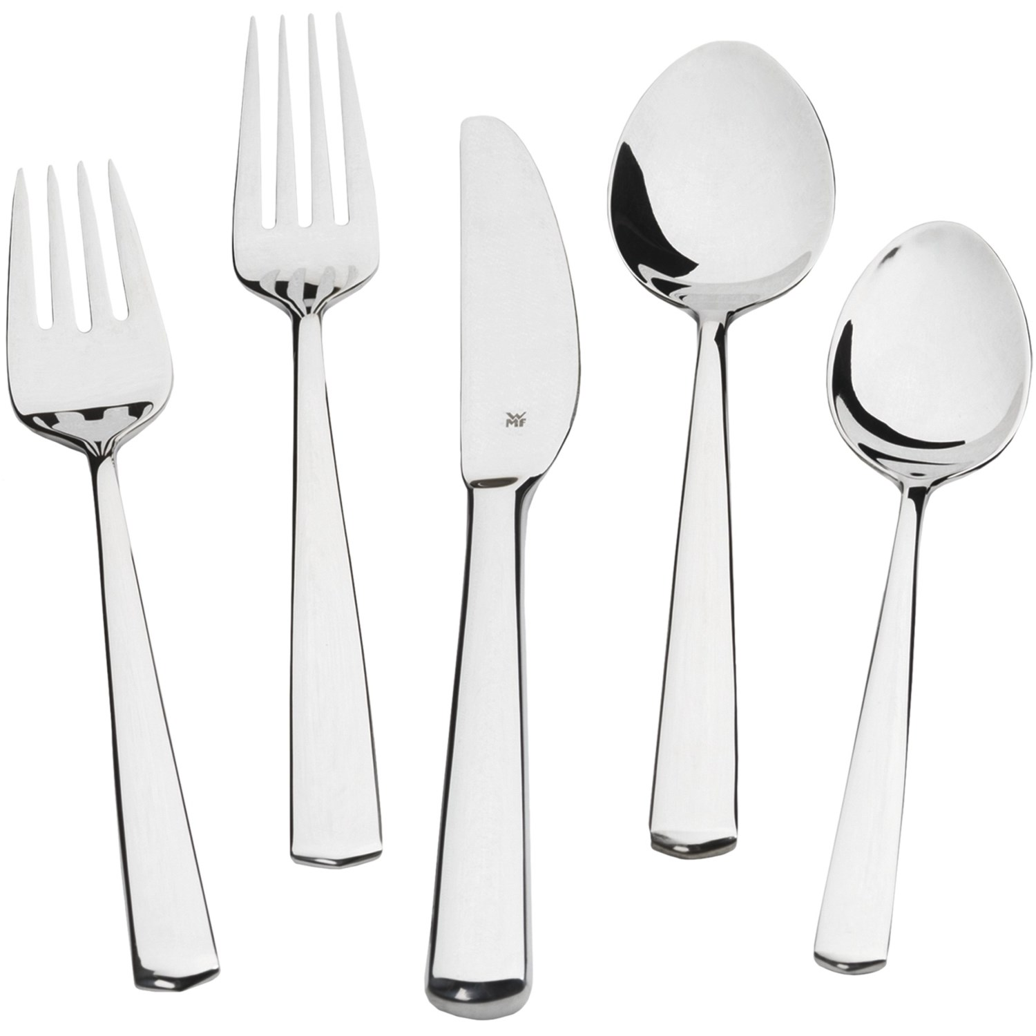 WMF Flatware Set - 20-Piece, 8/10 Stainless Steel - Save 56