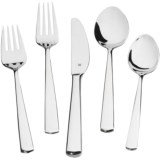 WMF Flatware Set - 20-Piece, 8/10 Stainless Steel