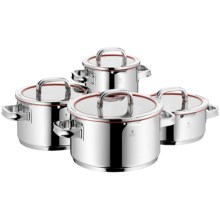 WMF Function 4 18/10 Stainless Steel Cookware Set - 8-Piece in See Photo - Closeouts