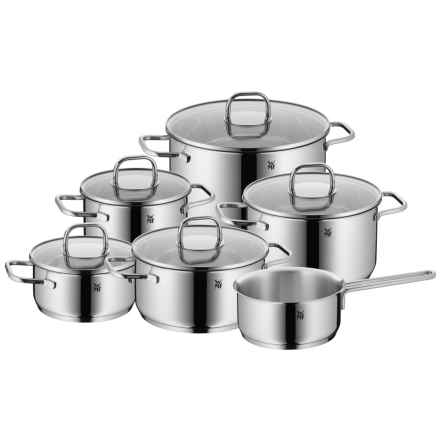 WMF Inspiration Cookware Set - 11-Piece in Stainless Steel - Closeouts