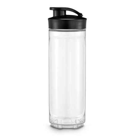 WMF Kult X Mix and Go Bottle - BPA-Free, 20 fl.oz. in Clear - Closeouts