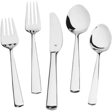 WMF Manaos Stainless Steel Flatware Set - 20-Piece in Manaos - Overstock