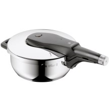 WMF Perfect Pro Pressure Cooker - 3 qt. in Stainless Steel - Overstock