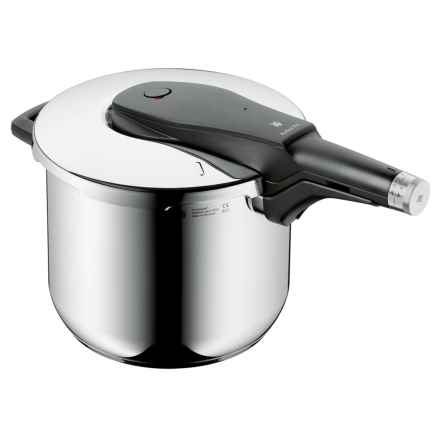 WMF Perfect Pro Pressure Cooker - 6.5 qt. in Stainless Steel - Closeouts