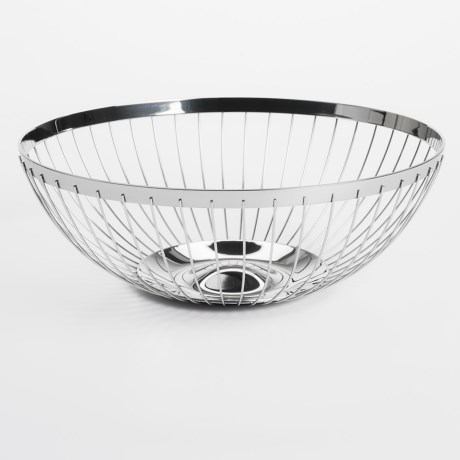 WMF ProfiSelect Concept Wire Bread Basket/Bowl Cromargan(R) 18/10 Stainless Steel