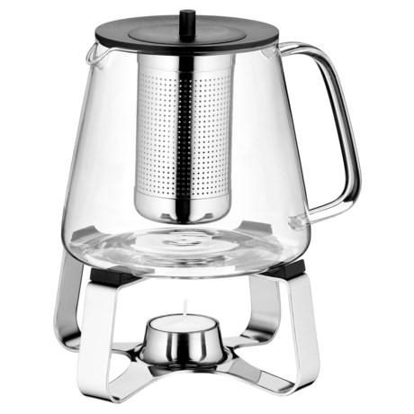 WMF Tea Time Tea Pot With Warmer Set of 2