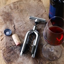 WMF Vino Variable Prosecco Corkscrew in Stainless Steel - Overstock