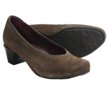 Wolky Adana Pumps (For Women) in Taupe Goat - Closeouts