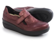 Wolky Cassini Shoes - Nubuck (For Women) in Bordo - Closeouts