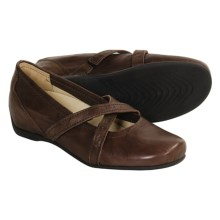 Wolky Cusani Mary Jane Shoes (For Women) in Brown - Closeouts