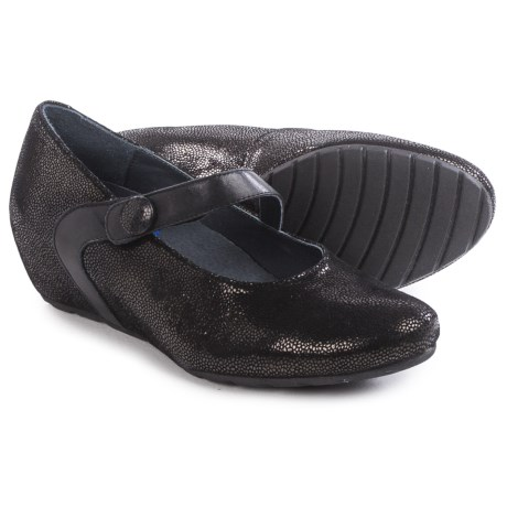 Wolky Daphne Mary Jane Shoes Leather (For Women)