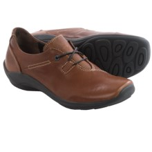 Wolky Rosa Leather Shoes (For Women) in Brown - Closeouts