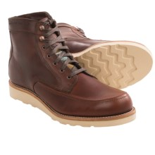 Wolverine 1000 Mile Emerson Boots (For Men) in Rust - Closeouts