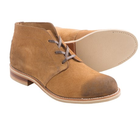 Wolverine 1000 Mile Latham Desert Chukka Boots (For Men) in Beige