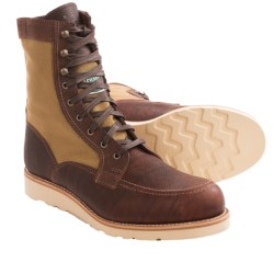 """Wolverine 1000 Mile Rowan Boots - 8"""" (For Men) in Brown"""