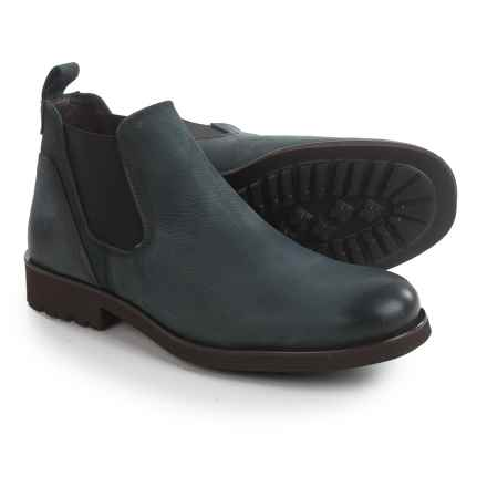Wolverine 1883 Eckins Chelsea Boots - Slip-Ons (For Men) in Black - Closeouts