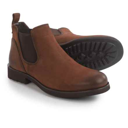 Wolverine 1883 Eckins Chelsea Boots - Slip-Ons (For Men) in Brown - Closeouts