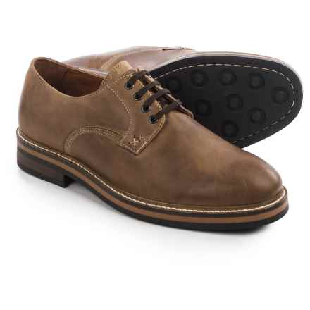 Wolverine 1883 Javier Oxford Shoes - Leather, Plain Toe (For Men) in Tan - Closeouts