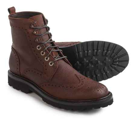 Wolverine 1883 Percy Boots - Leather (For Men) in Brown - Closeouts