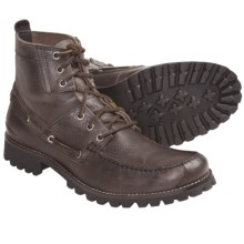 Wolverine Algonquin Chukka Boots - Leather (For Men) in Dark Grey - Closeouts