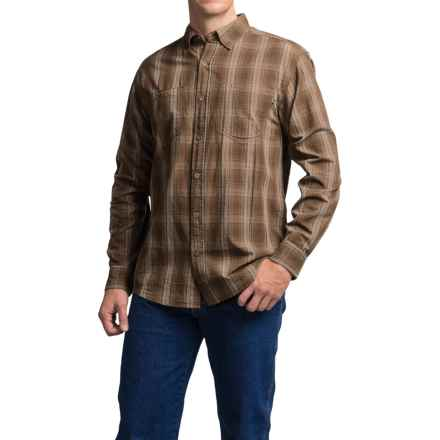 Wolverine Alto II Ripstop Shirt - Long Sleeve (For Men) in Vintage Khaki - Closeouts
