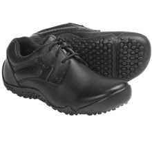 Wolverine Aurora iCS Slip-Resistant Oxford Shoes - Leather (For Women) in Black - Closeouts