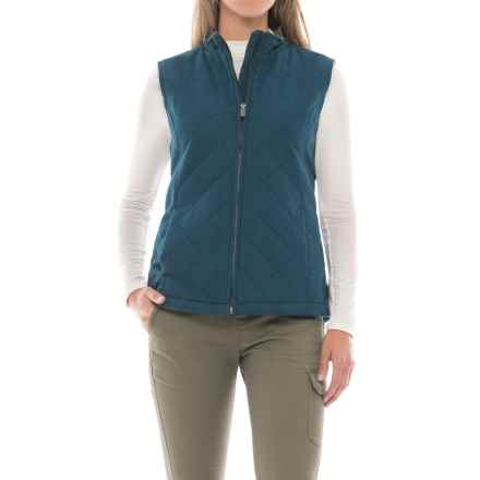 Wolverine Belmont Vest - Sherpa Lined (For Women) in Twilight - Overstock