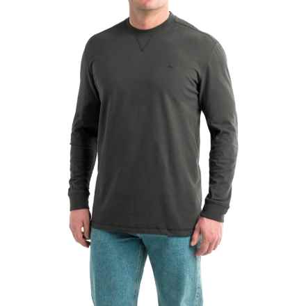 Wolverine Benton II Tech T-Shirt - Long Sleeve (For Men and Big Men) in Granite - Overstock