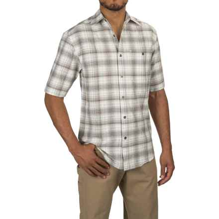 Wolverine Boswick Shirt - Short Sleeve (For Men) in Lead - Overstock